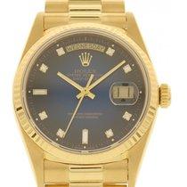 Ρολεξ (Rolex) Men's Rolex Day Date 18K Yellow Gold 18038...