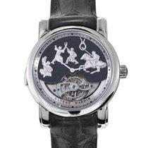 Ulysse Nardin Genghis Khan Minute Repeater Mens Watch 42mm 789-80