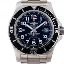 ブライトリング (Breitling) Superocean II Stahl Automatik Chronometer...