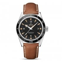 Omega Seamaster Master Co-Axial Chronometer Mens Watch ...