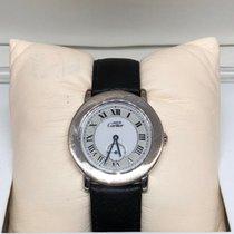 Cartier Must De Cartier Ronde 925 Silber Damenuhr / Ref 1815