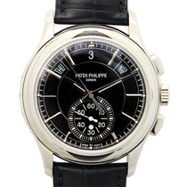 百達翡麗 (Patek Philippe) New  Complications 950 Platinum Black...