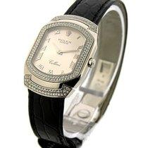 Rolex Unworn 6693.9 Cellini Cellisima with Diamond Bezel and...