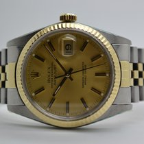 Rolex Oyster Datejust 16013 LC100 - Rolex Revision 07/2017