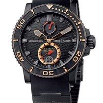Ulysse Nardin Maxi Marine Diver Limited Edition Savarona