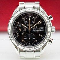 Omega 3513.50.00 3513.50.00 Speedmaster Chronograph Black Dial...