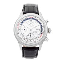Ball Watch Company Trainmaster World Time GMT Chronograph...