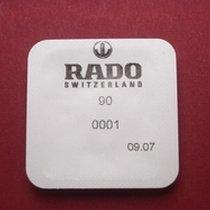Rado Wasserdichtigkeitsset 0001 für Gehäusenummer 152.0366.3...