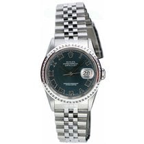 Rolex Datejust Midsize Perfect Condition Model 68240 Stainless...