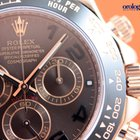 Rolex Men's Daytona Everose Cerachrom Chocolate