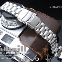 Seiko Endmill Watch Bracelet for New Turtles SRP777