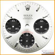 Rolex Dial Oyster Cosmograph Daytona Silver Dial  Stock #48-CSD