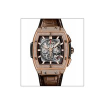 Hublot Spirit of Big Bang King Gold Pavé