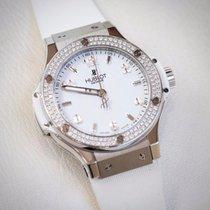 Hublot Big Bang Steel White Diamonds 361.SE.2010.RW.1104 Watch