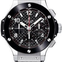 Hublot Big Bang Steel 44mm Mens Watch