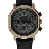 Daniel Roth Chronograph 18kt Yellow Gold With Silver / Grey...