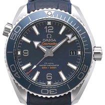 Omega Seamaster Planet Ocean Master Chronometer 39,5 Blau