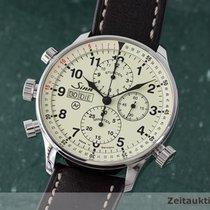 Sinn 917 Der Rallyechronograph Edelstahl Herrenuhr 917.0895