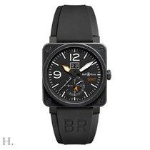 ベルアンドロス (Bell & Ross) BR 03-51 GMT Carbon