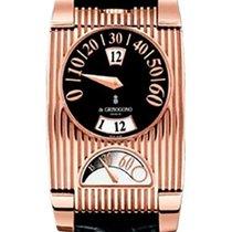De Grisogono FG (Fawaz Gruosi) One 18K Rose Gold Men's Watch