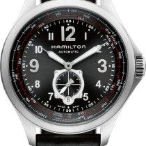 Hamilton Khaki QNE H76655733 Herren Automatikuhr Sehr gut...