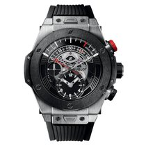 Hublot Big Bang Unico Bi-Retrograde Chrono Titanium Ceramic