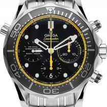 Omega Seamaster Diver 300m Regatta Co-Axial Chronograph Stahl...