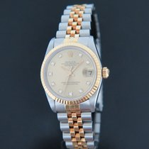 Rolex Oyster Perpetual Datejust Diamond Dial