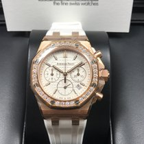 Audemars Piguet Royal Oak Offshore Chronograph 18K Pink Rose...