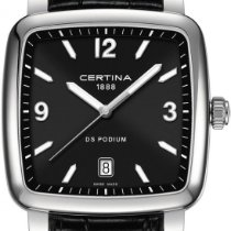 Certina DS Podium C025.510.16.057.00 Herrenarmbanduhr Klassisc...