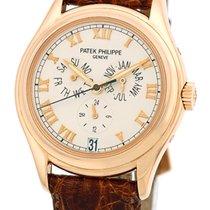 "Patek Philippe Gent's 18K Rose Gold  Ref# 5035 R ""Annu..."