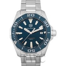 TAG Heuer Aquaracer 300M Blue Steel 41mm - WAY111C.BA0928