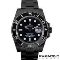 Rolex Submariner 16610 BLACK VENOM LIMITED EDITION /35 DLC PVD