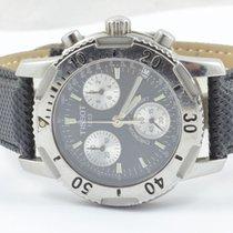 Breitling Antares Herren Uhr Automatik 18k Gold Lünette D10048...