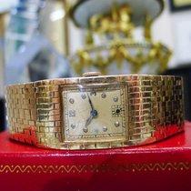 Solvil Lucien Piccard 14k Rose Gold Wide Watch 65.5g