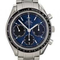 Omega Speedmaster Racing Co-Axial Chronograph Stahl Automatik...