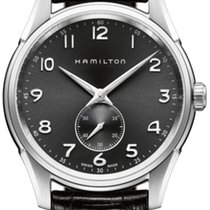 Hamilton Jazzmaster Thinline Small Second Herrenuhr H38411783