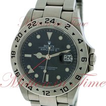 Rolex Explorer II 40mm, Black Dial - Stainless Steel on Bracelet