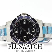 Longines HydroConquest 39 mm Blue Gents Automatic
