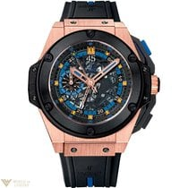 Hublot Big Bang King UEFA EURO 2012TM Ukraine Special Limited...