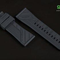 Sevenfriday Black Rubber Strap