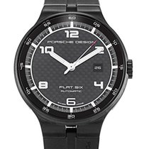 Porsche Design Men's 6350.43.04.1254 Flat Six Watch