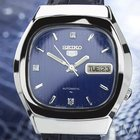 Seiko 5 Automatic 7009-5180 S.steel Vintage Rare Mens Watch...