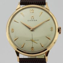 Omega Classic Manual Winding full yellow 18k Gold
