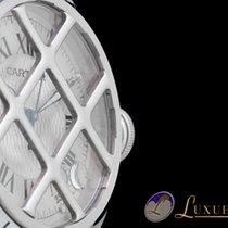 Cartier De Pasha 38 Limited mit Gitter Grille Edelstahl |...
