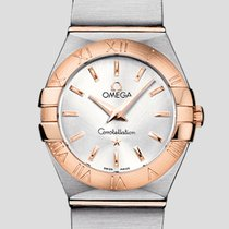 Omega Constellation Quartz 24mm Steel/Gold