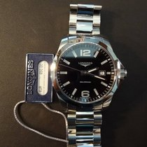 Longines Conquest Quartz 43mm