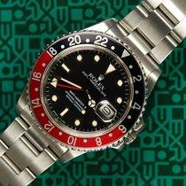 Rolex GMT Master II 16760 Fat Lady 1985