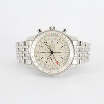 百年靈 (Breitling) Navitimer World - ref. A24322 - Men's watch