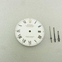 Rolex Datejust Stahl Zifferblatt & Zeiger White Roman Dial...